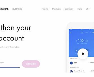 Revolut bank lanserer engangskort for netthandel