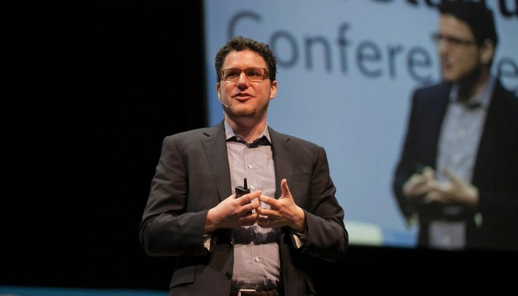 Eric Ries, forfatter av The Lean Startup og The Startup Way. Foto: JD Lasica /Flickr.