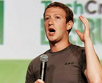 Zuckerberg med brennende forsvar for politisk reklame