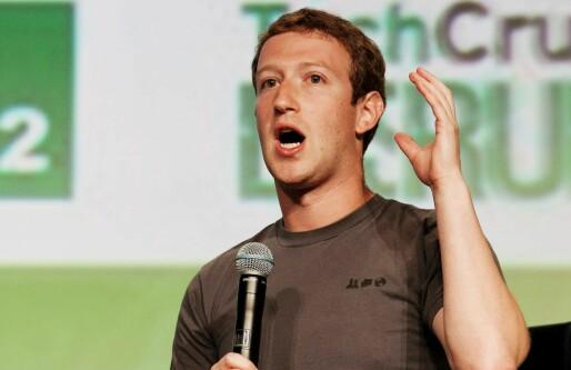 Facebook og Snapchat sliter i Norge