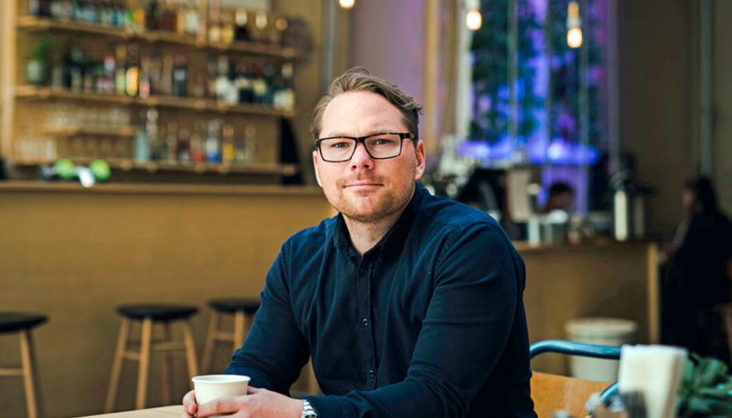 Steffen Svartberg Kristiansen har tidligere bygd opp Widespace, ledet Adform Norge - og var inntil nylig nordisk sjef i Telenor-eide Tapad. Nå skyter Cavai fart utenlands. Foto: Tapad