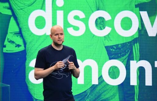Spotify utfordrer iTunes -- inngår avtale med Samsung