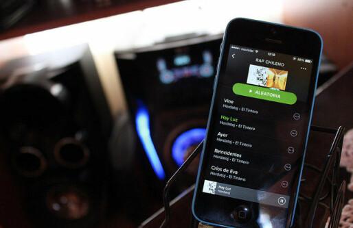 Gigantkrigen fortsetter: Apple stopper Spotify fra å forbedre appen
