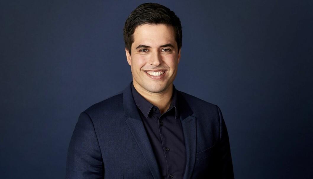 Ramin Niroumand, CEO i FinLeap. Foto: FinLeap.