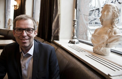 Innovasjon Norge-sjef Anita Krohn Traaseth til arvtaker Håkon Haugli: – Enjoy the ride!