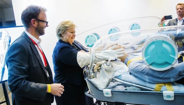 Gründereventyret som startet med et dødsvirus: Nå har Ebola-legen solgt for millioner