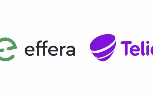 Telia og Effera inngår partnerskap for å digitalisere byggeplasser