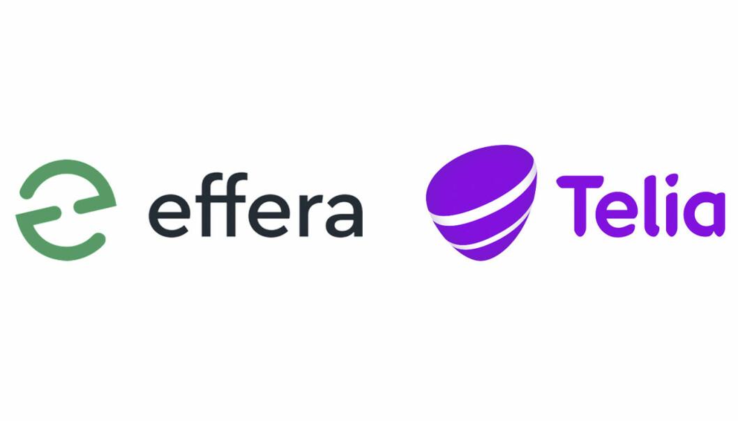 Effera inngår partnerskap med Telia, og sammen skal de effektivisere entreprenørbransjen.