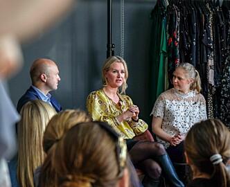 Mote-startup henter kundene over på eiersiden: Over 400 kvinner vil investere i lånte klær