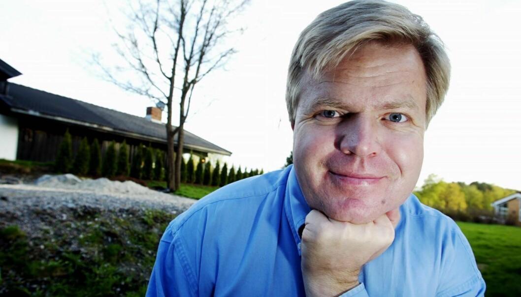 Tidligere konsernsjef Gunnar Bjørkavåg, Norges Handels og Sjøfartstidende. FOTO: LINDA NÆSFELDT