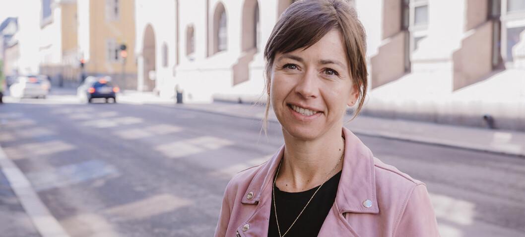 16 Spørsmål med IKT Norge-sjefen Heidi Austlid: -- Jeg er bekymret for alle lederne som sitter og fomler i blinde, og ikke vet hvilken retning man skal gå i