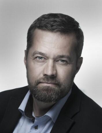 Arne Eivind Andersen. Daglig leder og gründer i Sharebox. Foto: Sharebox.