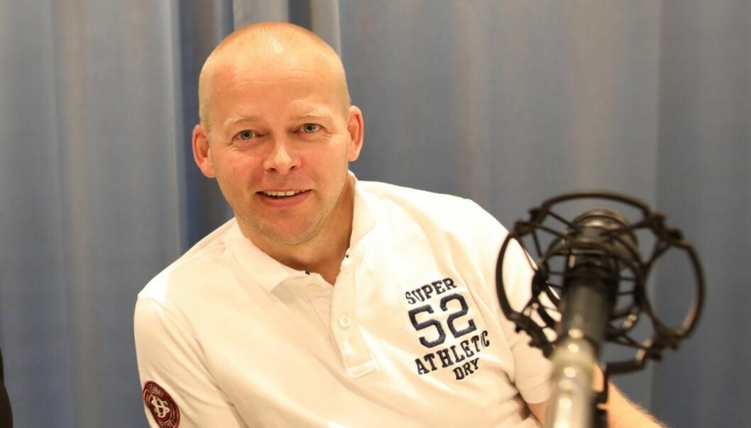 Karl-Philip Lund er netthandelsekspert, partner i Inevo og høyskolelektor ved Høgskolen Kristiania. Foto: Lucas Weldeghebriel