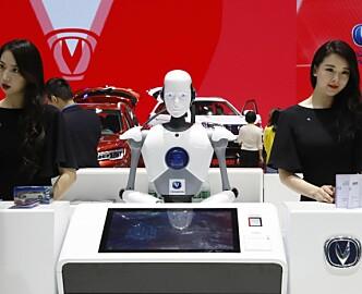 OECD: Nordmenn trenger ikke frykte robotene