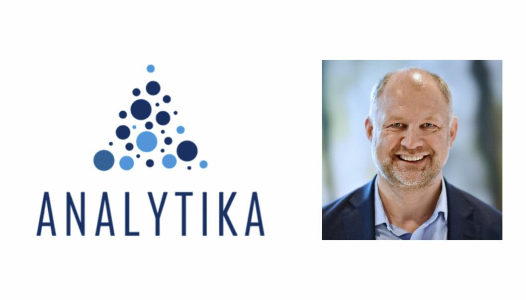 Hans Petter Madsen går inn som daglig leder for og partner i Analytika.