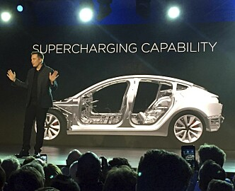 Tesla leverte bedre resultat enn ventet
