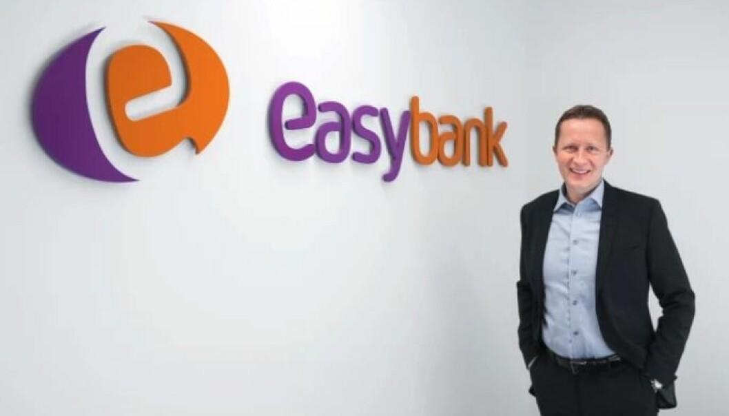 Administrerende direktør i Easybank Oddbjørn Berentsen. Foto: Easybank