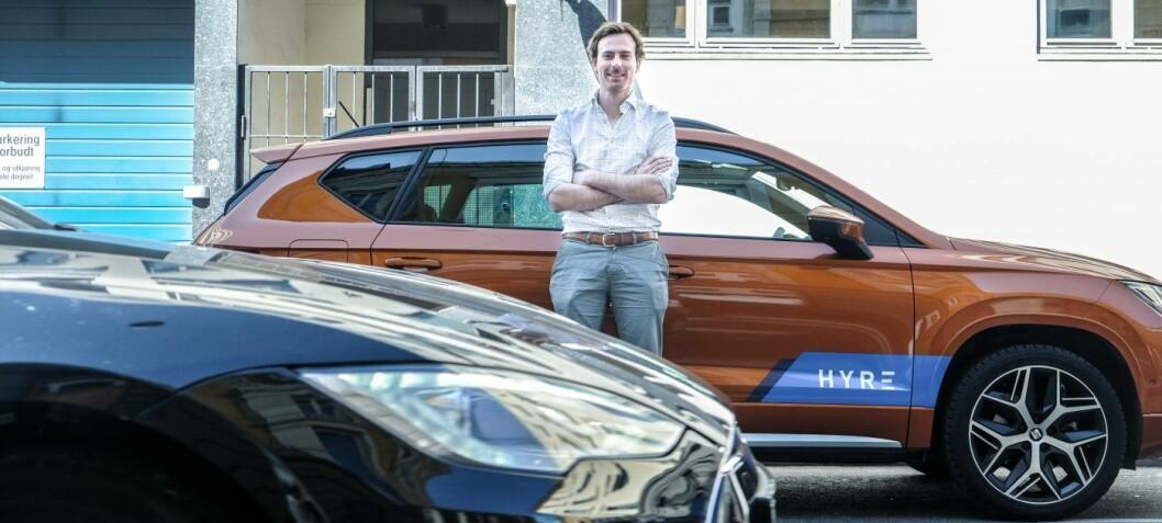 Norske transport-startups i kø om kundene: Nå vil «alle» kjøre deg hjem