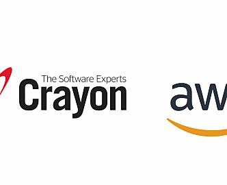 Crayon blir en av Amazons første partnere på maskinlæring i Europa, Afrika og Midtøsten