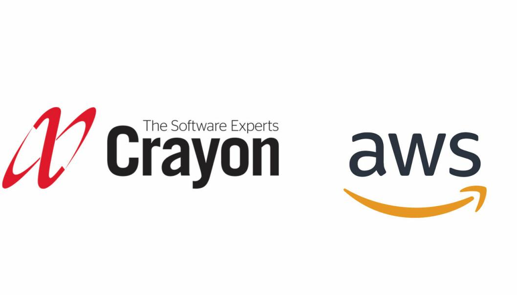 Crayon blir blant AWS -- Amazon Web Services -- første partnere innen maskinlæring i EMEA.