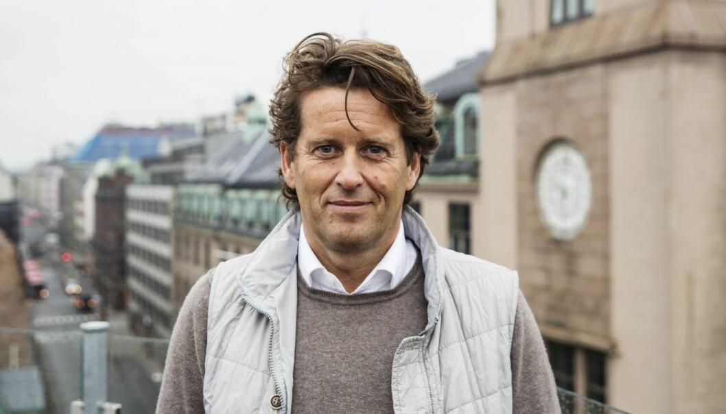 Ivar Line i My Voice. Foto: Per-Ivar Nikolaisen