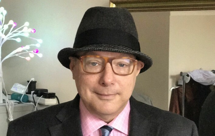 Professor David Morris Horowitz i My Voice.