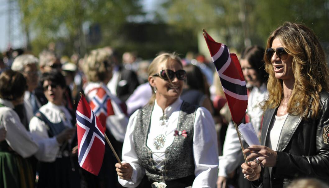 Nordmenn vippset seg til nasjonal rekord i går. Foto: Jim Killock / Flickr
