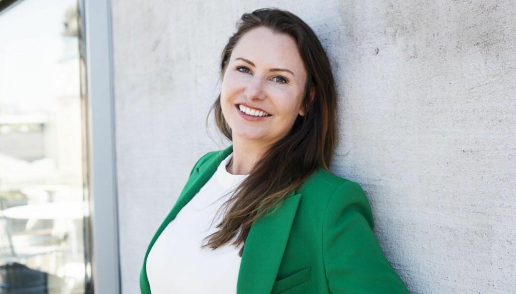 SHE-gründer Heidi Aven er blant investorene i Founders Fund 3. Foto: Per-Ivar Nikolaisen