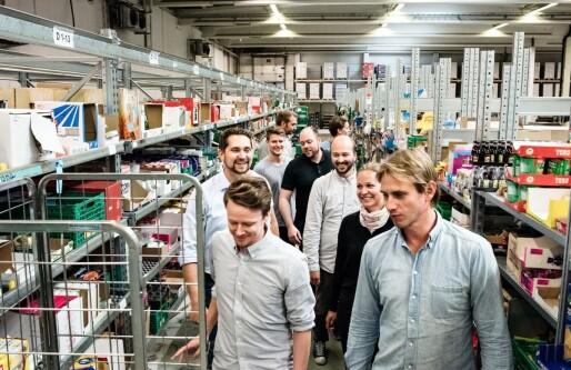 Kolonial utvider: Nå skal de levere varer for Anton Sport, Milrab og Sprell