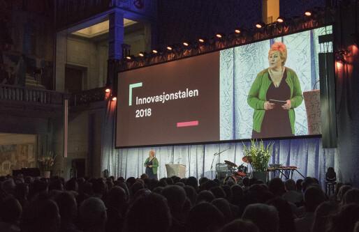 Erna åpnet The Explorer-programmet: Skal «matche» norske, grønne løsninger med internasjonalt behov