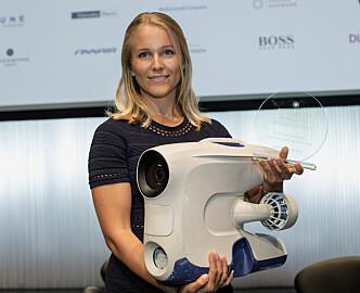 Christine Spiten får «Womenomics Technology Award»