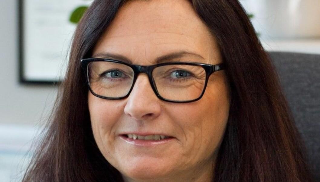 Mariann Hornnes (53) er ansatt som ny administrerende direktør i Møller IT AS.