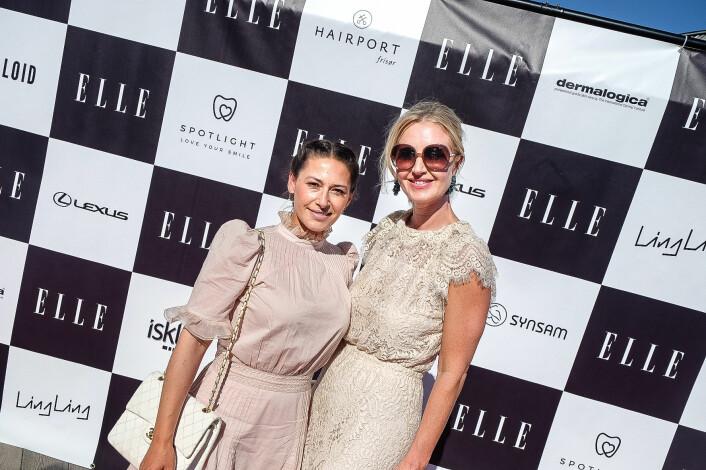 Pia Tjelta og Jeanette Dyhre Kvisvik under lanseringen av Villoids nye nettbutikk. Foto: Vilde Mebust Erichsen