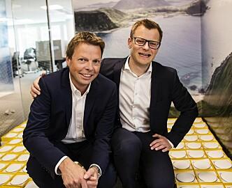 Airthings med 100 millioner i inntekter: − Utfordringen er å holde på startup-mentaliteten