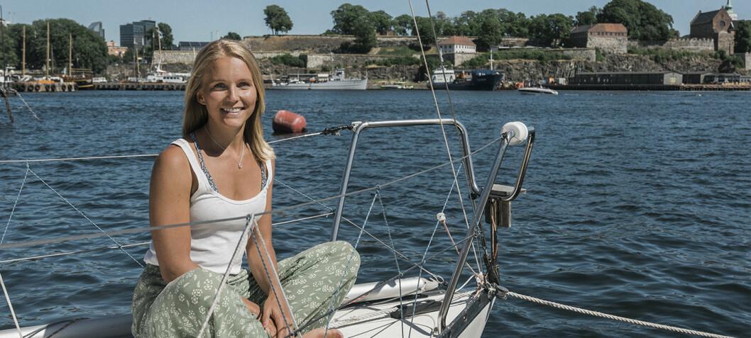 Blueye-gründer Christine Spiten: -- Det er ganske snodig at marinbiologi ikke er en del av skoleplanen for barn og ungdom