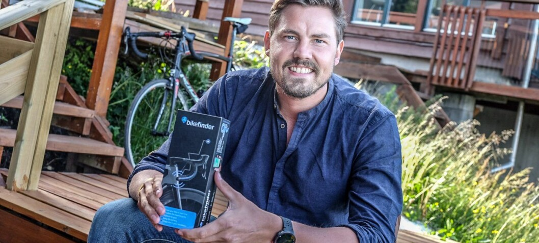 Ole Martin ruller ut sykkel-sporing i butikk: – Bare én kunde igjen, så har vi har slått skikkelig gjennom