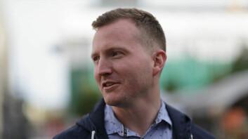 Jahn Arne Johnsen, daglig leder i Blank. Foto: Blank.