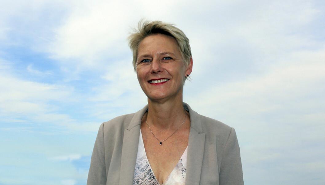 Anne Jorun Aas fra Kjeller Innovasjon. Foto: Kjeller Innovasjon