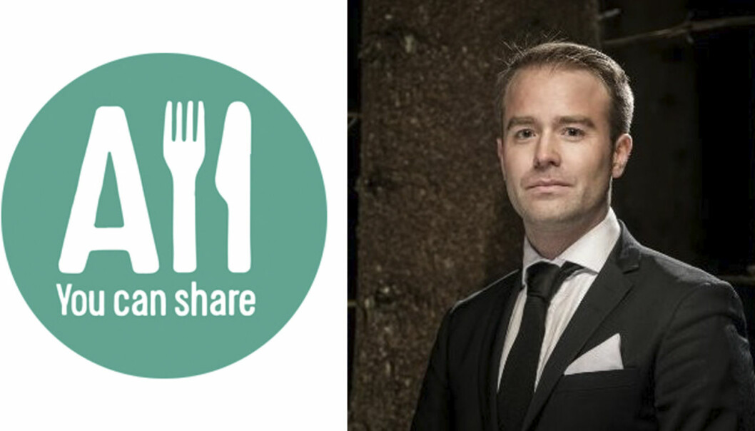 Knut Einar Grønberg, CEO og gründer av All You Can Share, forteller at selskapet har mål om å innta Europa i løpet av 2018. Foto: All You Can Share