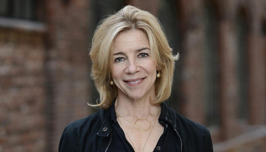 Nina Waaler, prorektor for utdanning ved OsloMet. Foto: Press