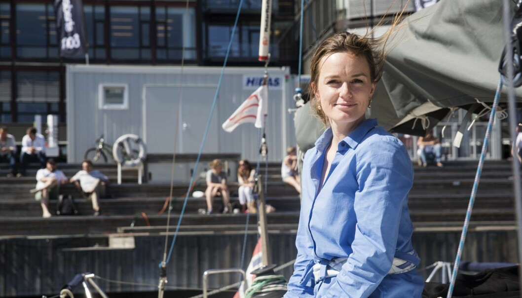 Rikke Eckhoff Høvding, leder i Norsk Venturekapitalforening