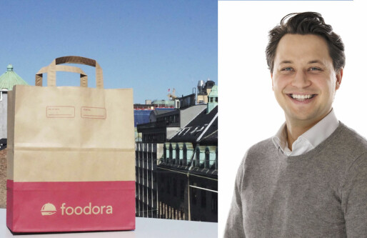 Foodora bygger markedsplass for lokale restauranter -- lar bilene og syklene stå igjen