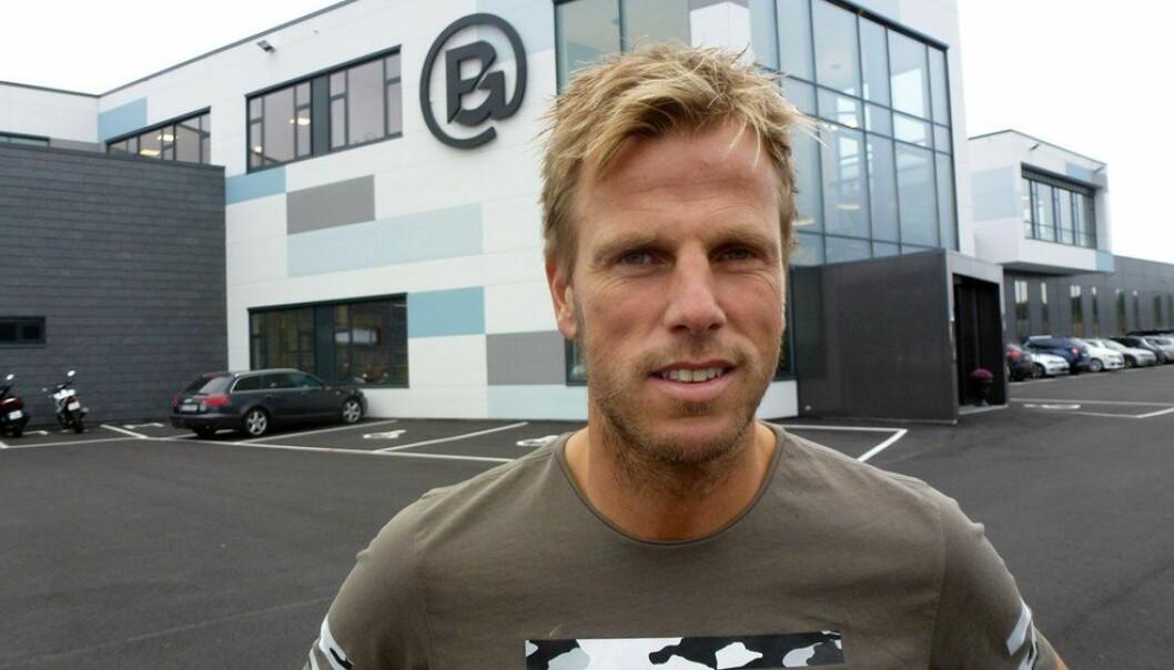 Einar Brandsdal er en av Norges mest vellykkede netthandel-gründere og daglig leder for Brandsal Group.  Foto: Bjørn Skomakerstuen /ehandel.com
