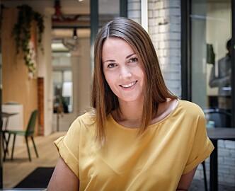 Hennes CV-startup vokser, også ut av egen bransje: – Målet er «å spotte» alle talentene der ute