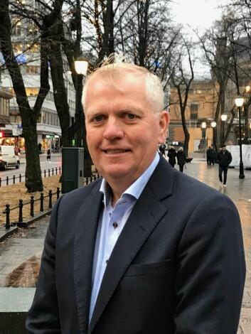 Sigmund Festøy, daglig leder og ekspert på handel i konsulentselskapet Plot markedsrådgivning. Foto: Privat