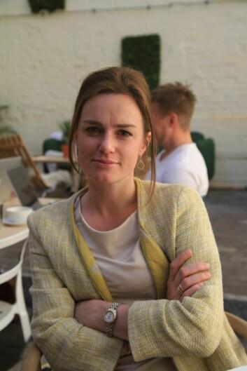 Rikke Eckhoff Høvding i Norsk venturekapitalforening