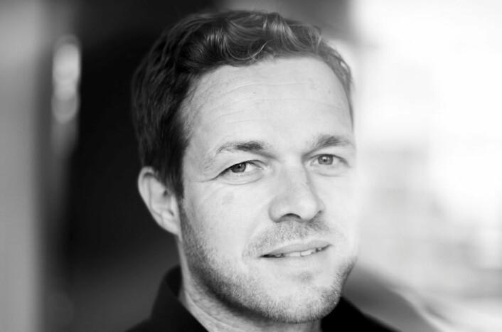 Fredrik Winther er leder for Oslo Business Region.