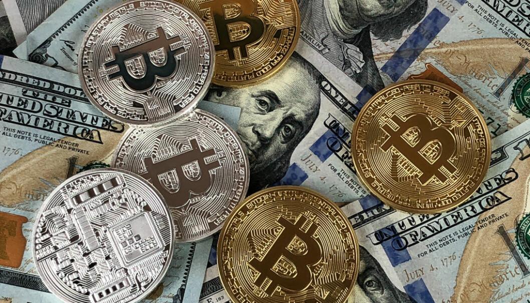 Bitcoin. Foto: David McBee / Pexels