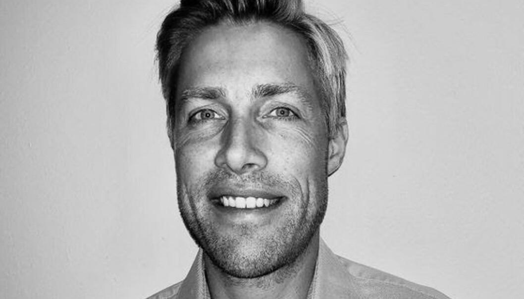 Jan Fossgård, ny direktør Construct Venture, AF Gruppen og OBOSs venturesatsning.