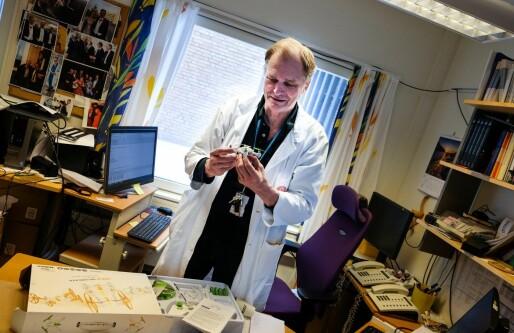 Norsk-utviklet hjertesensor får 30 millioner kroner fra EU